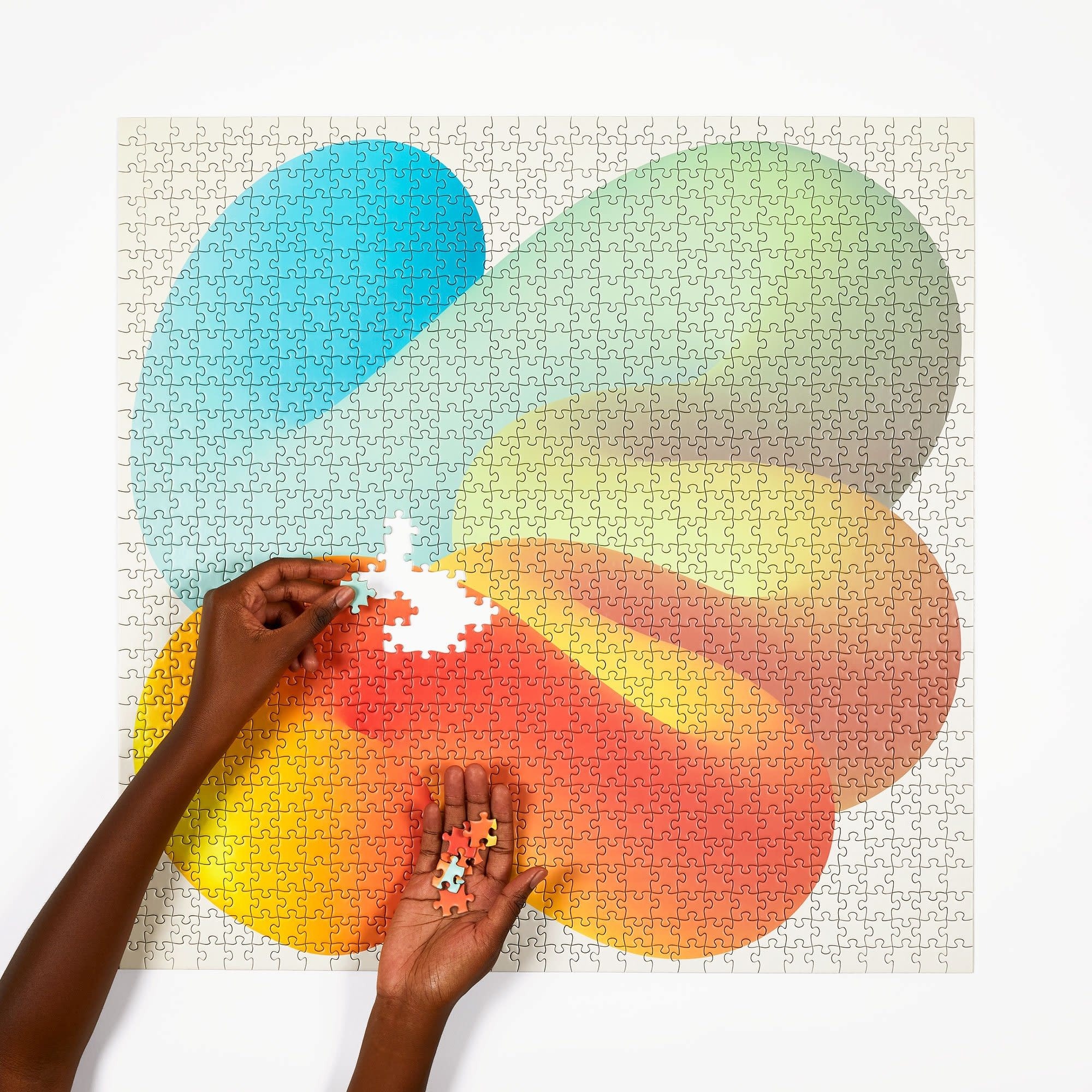 Indie brand jigsaw puzzles