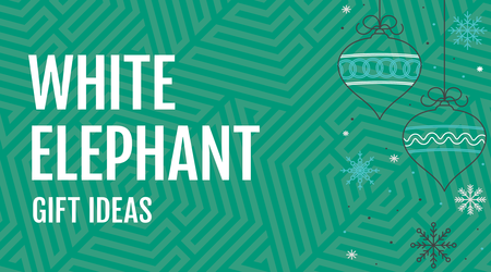 White elephant or pirate gift exchange gift ideas