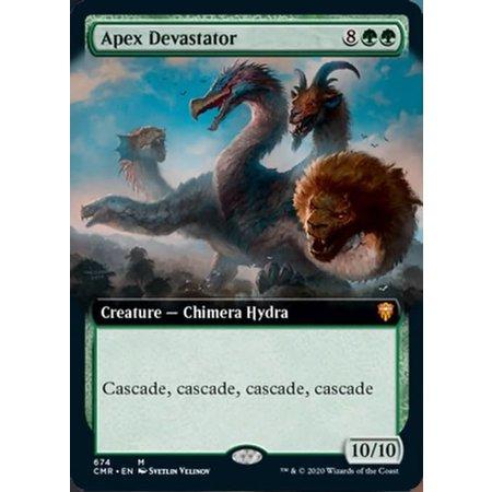 Apex Devastator - Foil