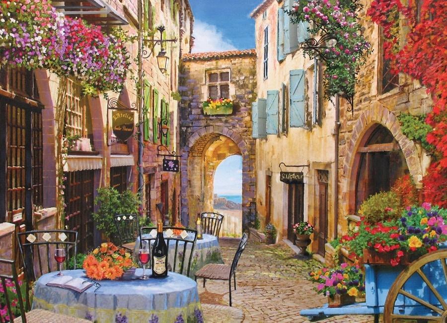 1000 - French Village