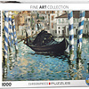1000 - The Grand Canal of Venice (Manet)