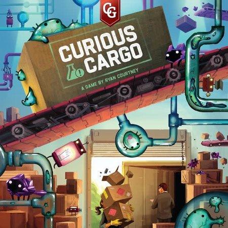 Curious Cargo With Preorder Promo