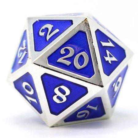 Dire D20 - Mythica Platinum/Sapphire