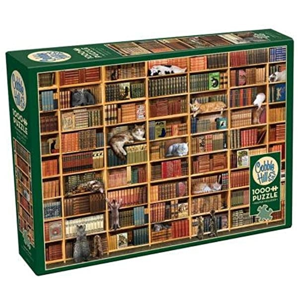 1000 - The Cat Library