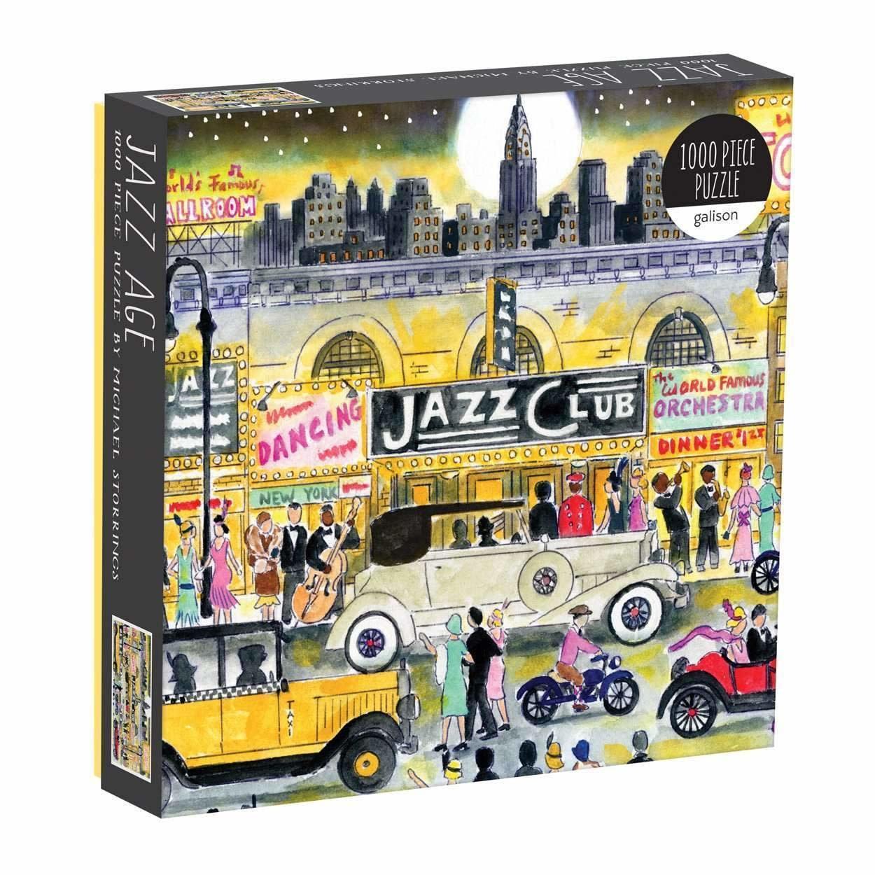 1000 - Jazz Age