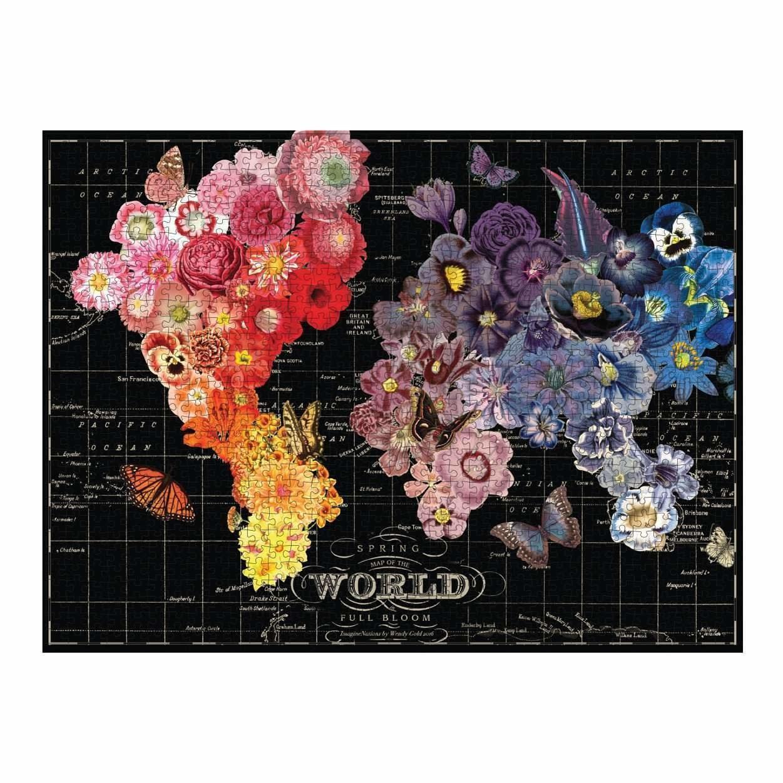 1000 - Full Bloom