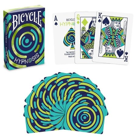 Bicycle Playing Cards - Hypnosis Deck