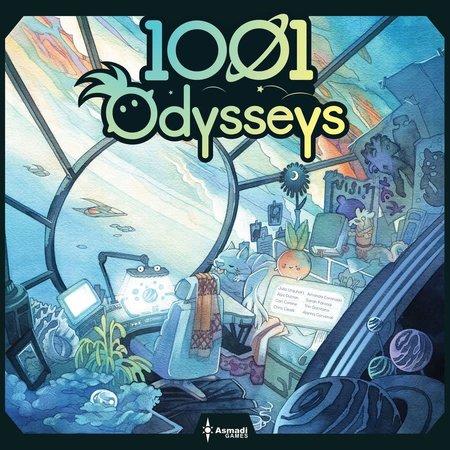 PREORDER - 1001 Odysseys