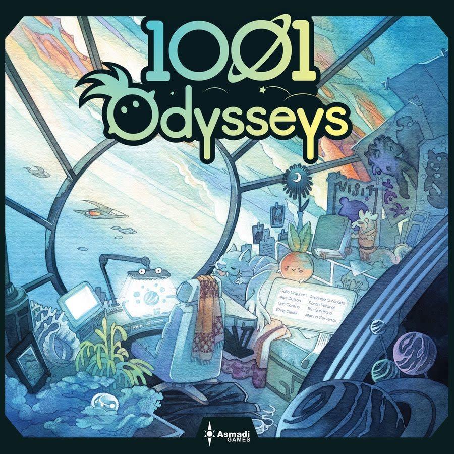1001 Odysseys