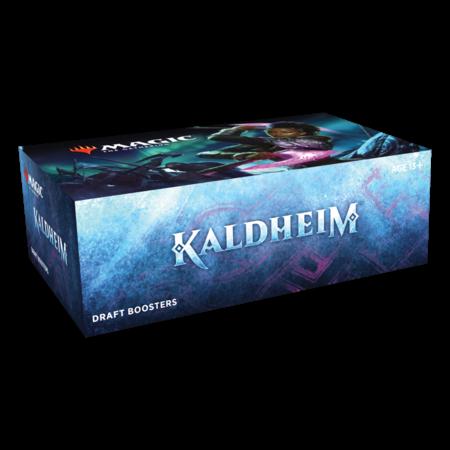 MTG Booster Box - Kaldheim Draft Booster