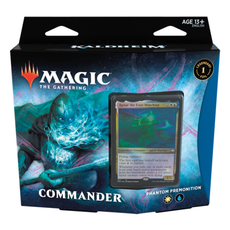 MTG Commander Kaldheim - Phantom Premonition