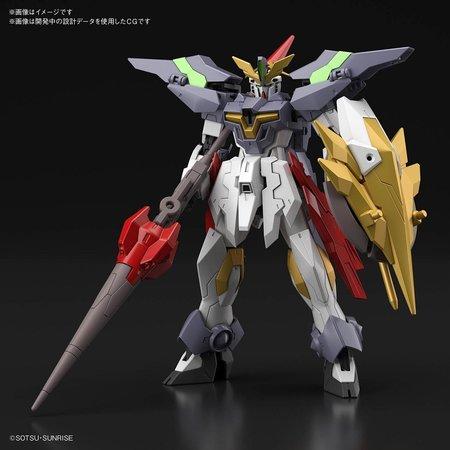 HGBD:R 1/144 Gundam Aegis Knight