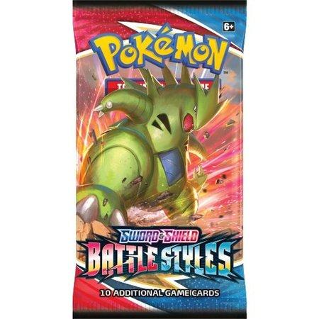 Pokemon Booster Pack - Battle Styles