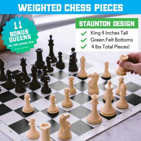 PREORDER - Best Chess Set Ever XL