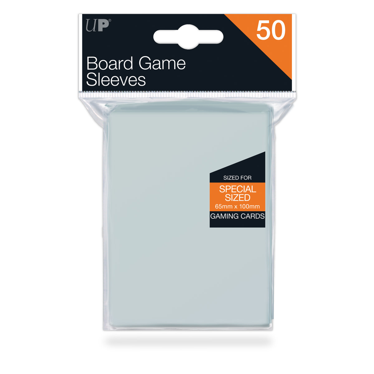 Ultra Pro - 65mm X 100mm Board Game Sleeves 50 ct.