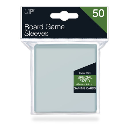 Ultra Pro - 69mm X 69mm Board Game Sleeves 50 ct.