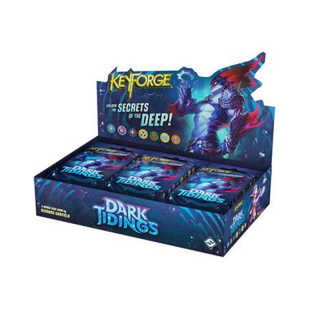 KeyForge: Dark Tidings - Archon Deck Display