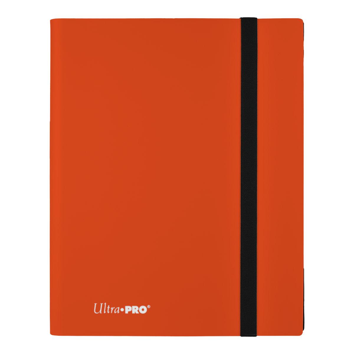 9-Pocket Pumpkin Orange PRO-Binder