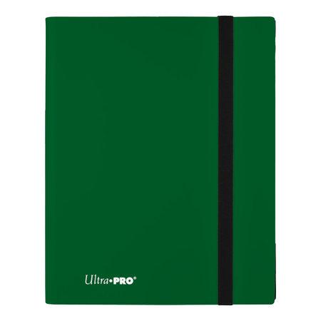 9-Pocket Forest Green PRO-Binder