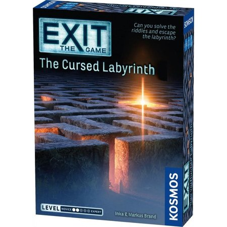 PREORDER - Exit: The Cursed Labyrinth