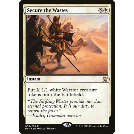 Secure the Wastes (LP)