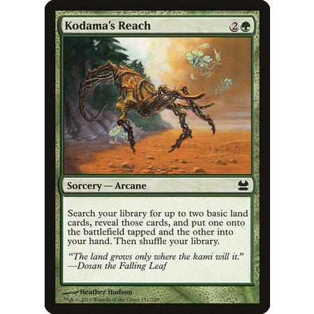 Kodama's Reach
