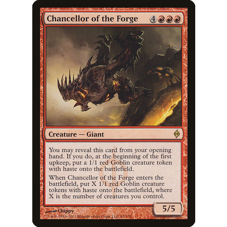 Chancellor of the Forge
