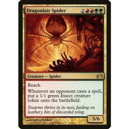 Dragonlair Spider