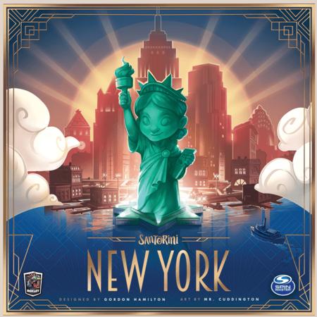 Santorini - New York