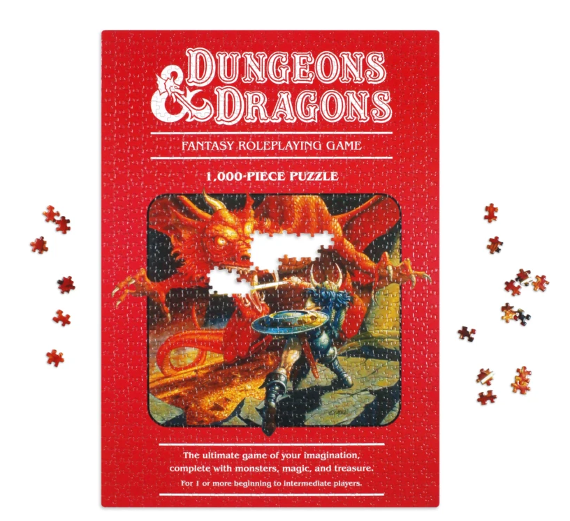 PREORDER - 1000 - Dungeons & Dragons