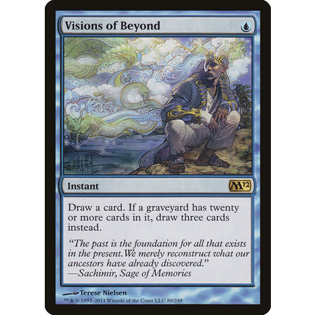 Visions of Beyond
