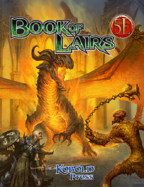 PREORDER - Book of Lairs