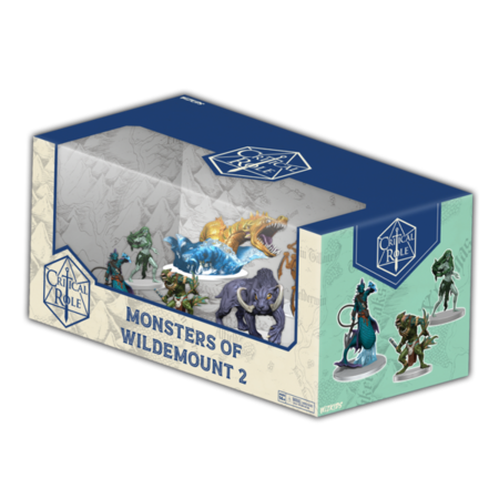 Critical Role: Monsters of Wildemount Box Set 2