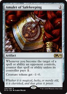 Amulet of Safekeeping
