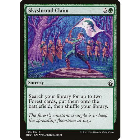 Skyshroud Claim