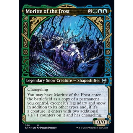 Moritte of the Frost - Foil