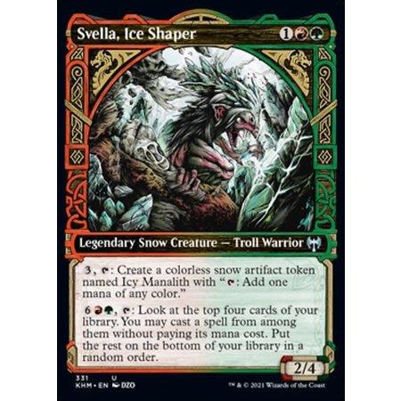 Svella, Ice Shaper - Foil