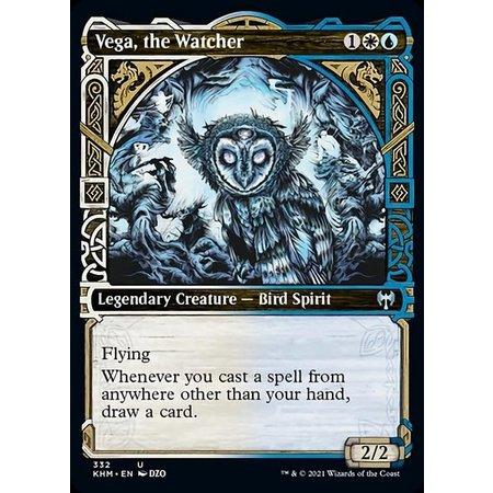 Vega, the Watcher - Foil