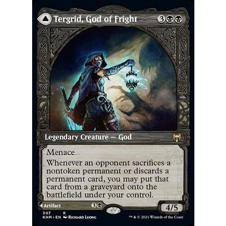 Tergrid, God of Fright