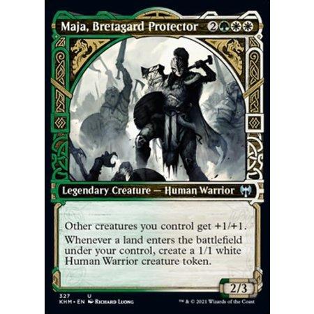 Maja, Bretagard Protector
