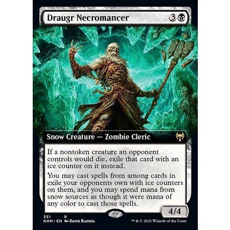 Draugr Necromancer