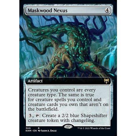 Maskwood Nexus