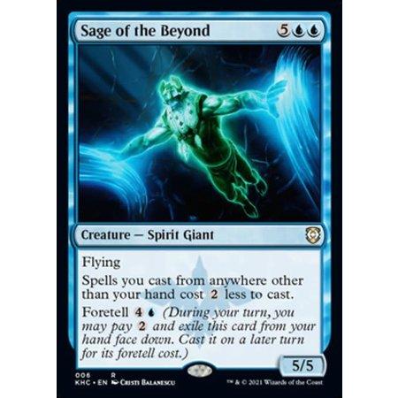 Sage of the Beyond