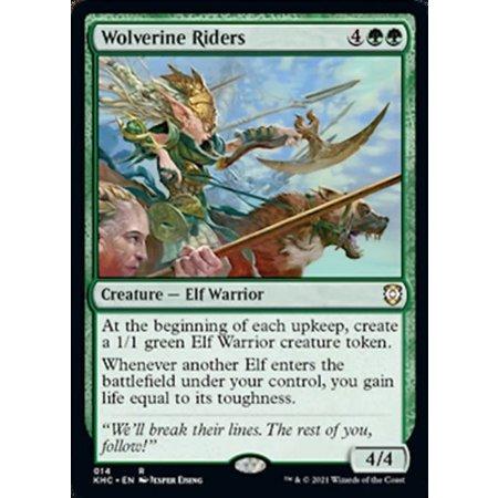 Wolverine Riders