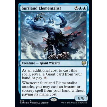 Surtland Elementalist