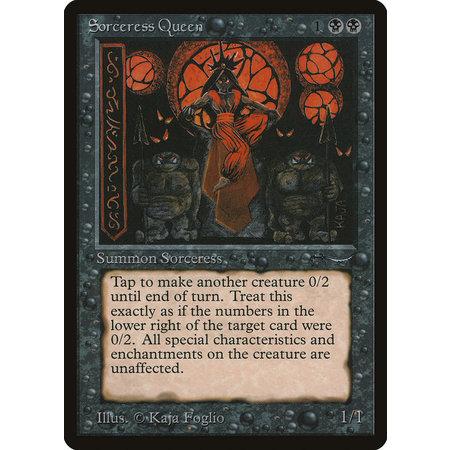 Sorceress Queen (HP)