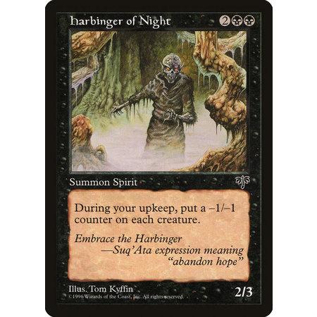 Harbinger of Night (MP)