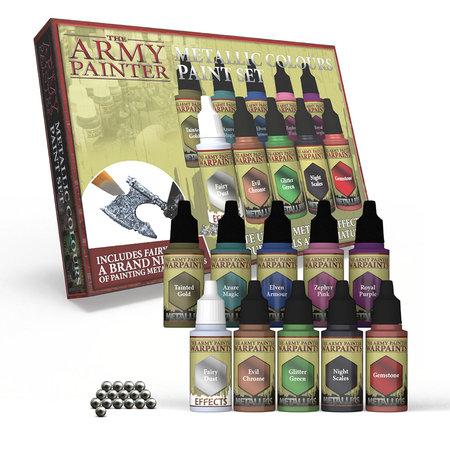 Warpaints: Metallic Colours Paint Set