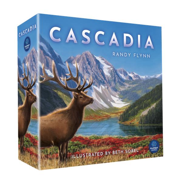 PREORDER - Cascadia - Kickstarter Edition