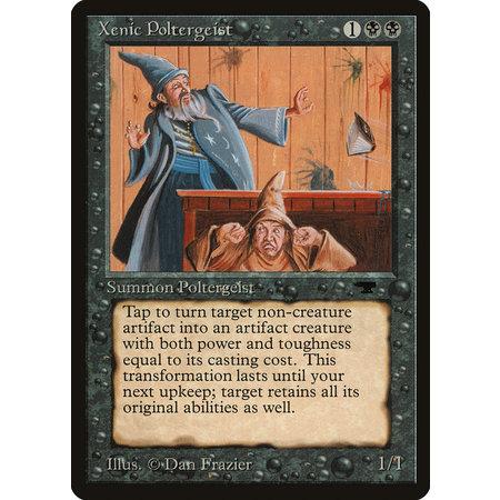 Xenic Poltergeist (HP)